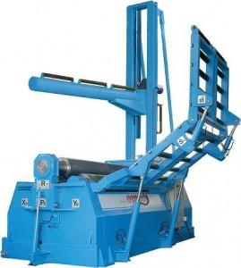 4-х валковая гидравлическая гибочная машина HDTS 3050x50